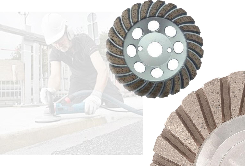Disc oala diamantat 125 mm Turbo de slefuit beton si piatra pret