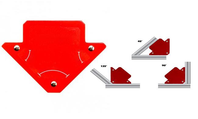 Vinclu magnetic pentru sudura multiunghiular pret
