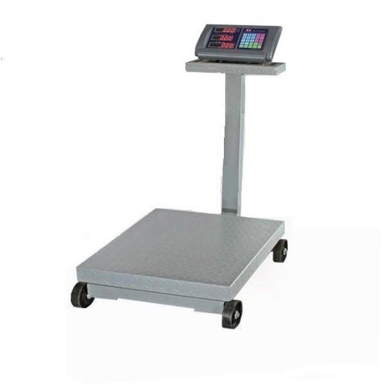 Cantar electronic cu platforma 80x60cm capacitate 1000 KG pret