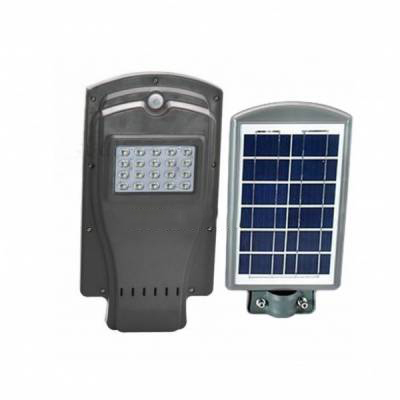 Corp de iluminat Solar si senzor de lumina LED 20W pret