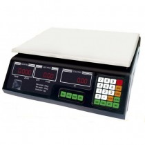 Cantar electronic comercial - 30 kg