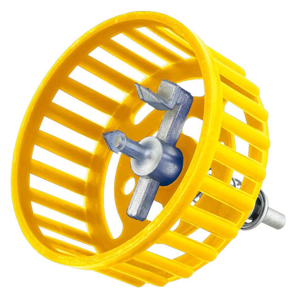 Image of Freza vidia bormasina pentru gresie, taiere circulara cu diametru reglabil