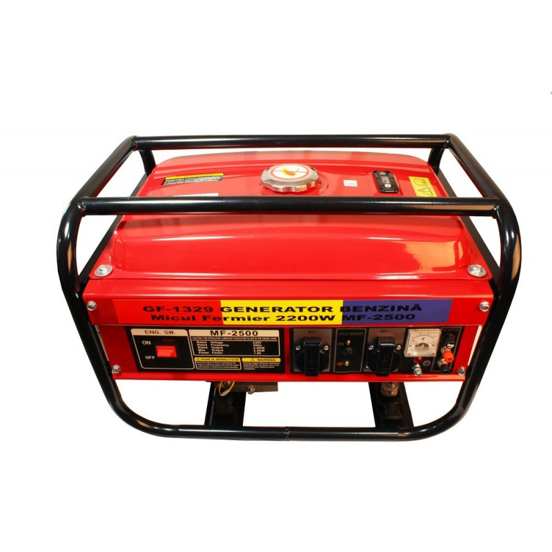 Image of Generator benzina, 2200W, Micul Fermier MF-2500