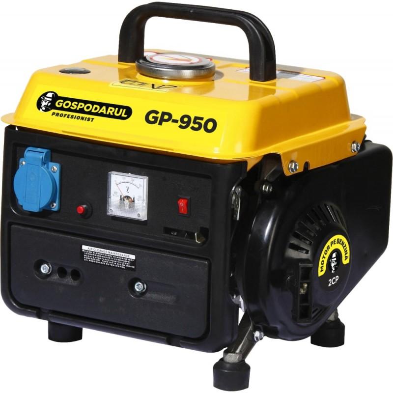 Image of Generator Gospodarul Profesionist GP-950 benzina 900W