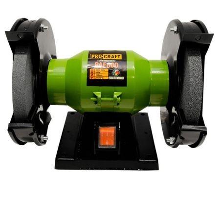 Polizor de banc PROCRAFT PAE600, putere 600W, 150mm, 2950 rpm pret