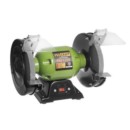 Image of Polizor de banc ProCraft PAE1250, putere 1250 W, 2950 RPM, 200 mm - 12.7 mm