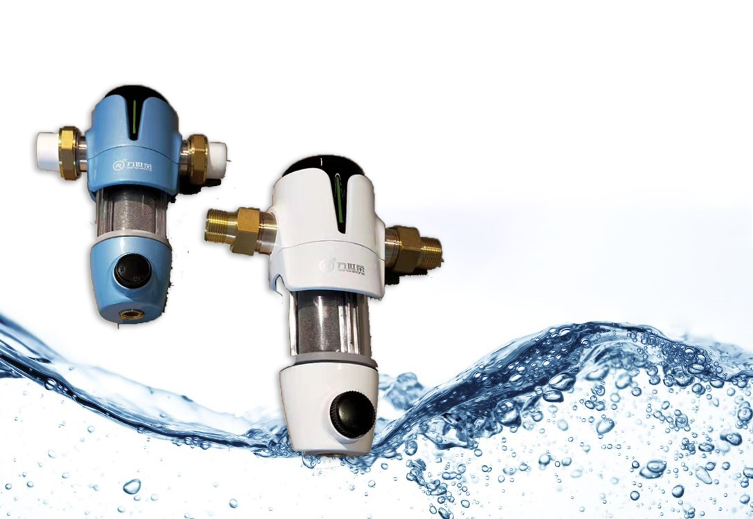 Filtru apa eliminare sedimente cu autocuratare Nipon cartus inox pret